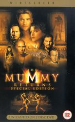 The Mummy Returns (Two Disc Special Edition) [DVD] [2001]