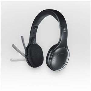 Logitech, Wireless Headset H800 (Catalog Category: Headphones/Microphones / Headset/Mic Combos)