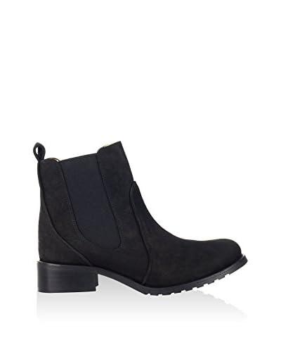 Anna Bork Chelsea Boot schwarz