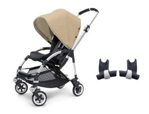 bugaboo bee maxi cosi adapter instructions