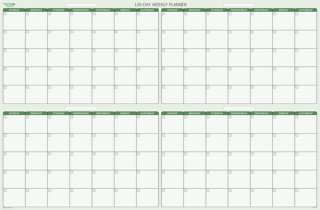 Search results for extra large dry erase calendar for 120 day calendar template