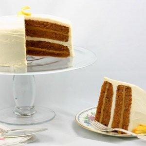 Caroline's Cakes Carrot Caramel Delight Cake