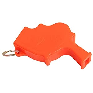Storm All-Weather Safety Whistle - Orange by All Weather Safety Whistle