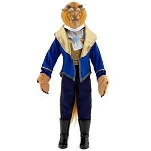 Amazon.com: Disney Beauty & the Beast Prince Adam doll: Toys & Games