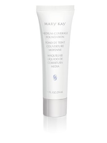 Mary Kay Medium-Coverage Ivory 200 Foundation