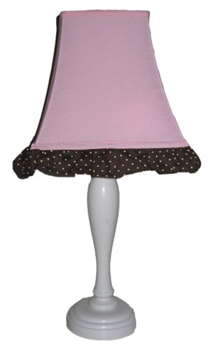Nursery-To-Go Lamp Shade in Pam s PetalsB001D2CW78
