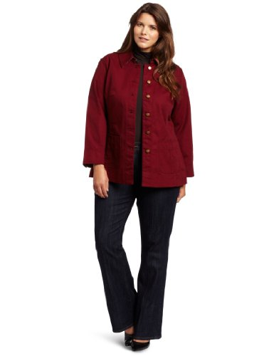 Pendleton Women's Plus Size Two For The Road Coat