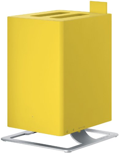 ANTON Ultrasonic Humidifier - YELLOW - 1