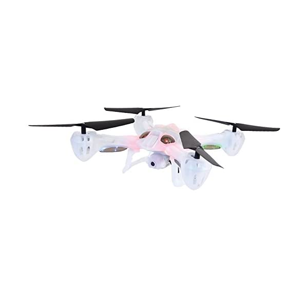 Hover-Way-24-GHZ-Alpha-Drone-with-480P-Video-Camera-8-GB-SD-Card-Auto-Hover-Throw-and-Fly-Aerial-Stunts-and-Removable-Battery-Translucent-White