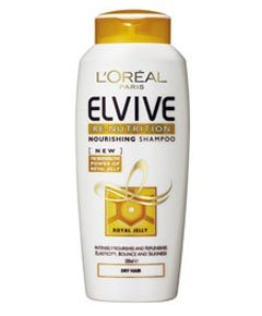Loreal Elvive Re-nutrition Nourishing Shampoo for Dry Hair 400 Ml