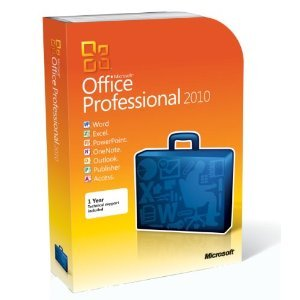 Microsoft Office 2010 Professional (DVD) - NFR