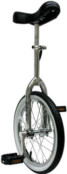Sun 18 Inch Unicycle w/Quick Release Saddle