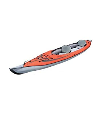 Advanced Elements AE1007-R AdvancedFrame Convertible Inflatable Kayak from Advanced Elements