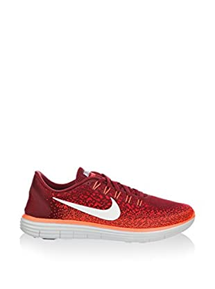 Nike Zapatillas W Run Free Rn Distance (Rojo)