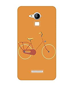 Happoz Coolpad Note 3 Plus Cases Back Cover Mobile Pouches Shell Hard Plastic Graphic Armour Premium Printed Designer Cartoon Girl 3D Funky Fancy Slim Graffiti Imported Cute Colurful Stylish Boys D351