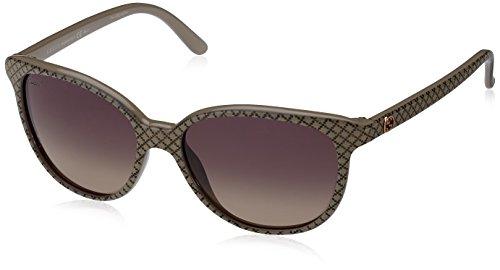 Gucci 0DXQ R4 Sunglasses, Beige Glitter, 55-16-135