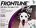 Frontline Plus Dog 45-88 Pounds, 6 Month