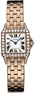 Cartier Santos Demoiselle Ladies Watch WF9008Z8