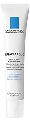 La Roche-Posay Effaclar Duo Dual Action Acne Treatment Cream