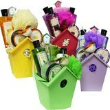 A Little Birdy Told Me Spa Bath And Body Gift Set -Green Tea front-28904