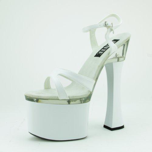 White Womens Sandals