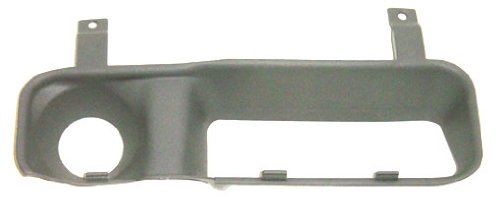 OE Replacement Dodge Pickup Front Passenger Side Bumper Insert (Partslink Number CH1039101) (1997 Dodge Ram Front Bumper compare prices)