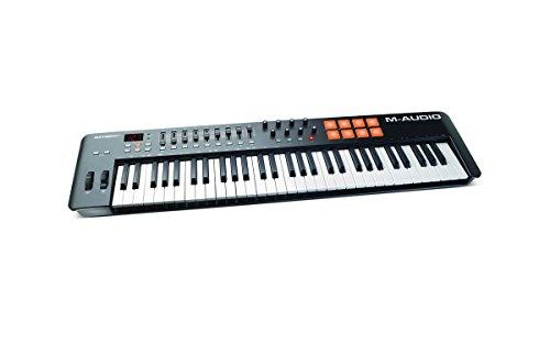 M-AUDIO エムオーディオ MIDIキーボード 61鍵 OXYGEN61 MA-CON-028