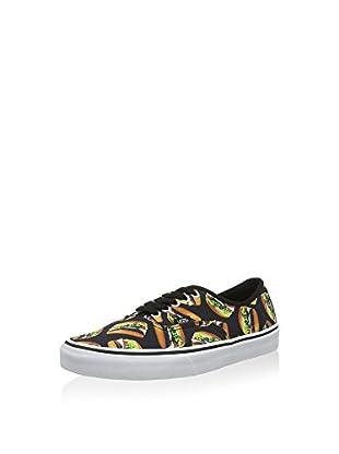 Vans Zapatillas Ua Authentic (Negro / Multicolor)