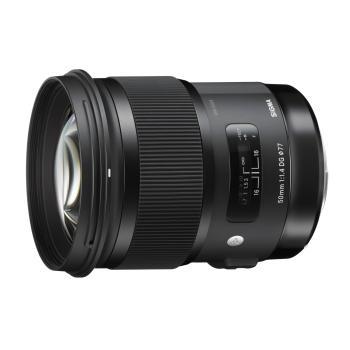 Sigma 50mm F1,4 DG HSM Objektiv