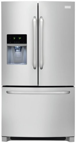 Frigidaire FFHB2740PS 26.7 Cu. Ft. Stainless Steel French Door Refrigerator - Energy Star