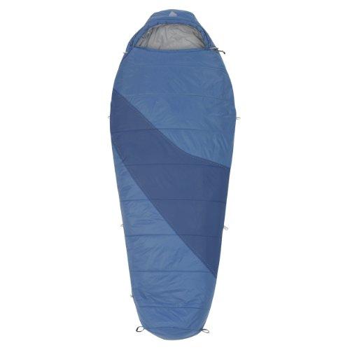 Kelty Women's Ignite 20-Degree Sleeping Bag, Blue, 5-Feet 8-Inch