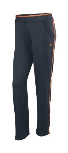 Wilson - Pantaloni sportivi donna Sp Solana, Multicolore (Corallo), XL