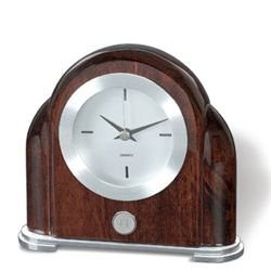 Ugradshop Louisiana Tech - Art Deco Desk Clock