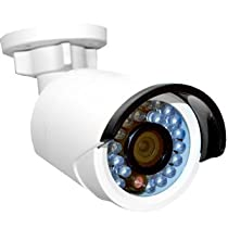 Simply Monitored BL-3200 3 Megapixel Outdoor Mini Bullet Camera [Add-On]