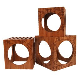 Kalon Studio lsquo s Three Nesting Blocks