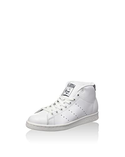 adidas Sneaker Alta Stan Smith Mid [Bianco]