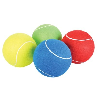 8-inch Jumbo Tennis Ball (1 Ball) - 1