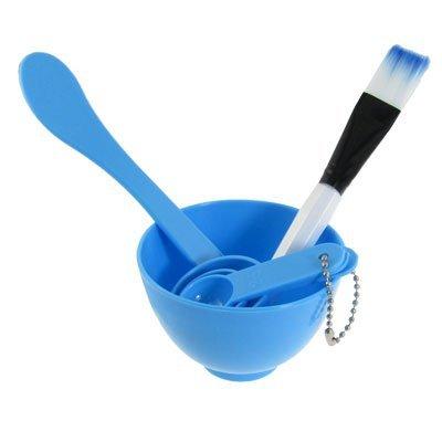 ToponePacked 4 In 1 Facial DIY Mask Bowl Brush Spoon Tools S