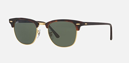 ray ban vintage clubmaster  ray-ban rb 3016 w0366