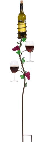 picnic-plus-grapevine-double-glass-bottle-holder-ground-stake