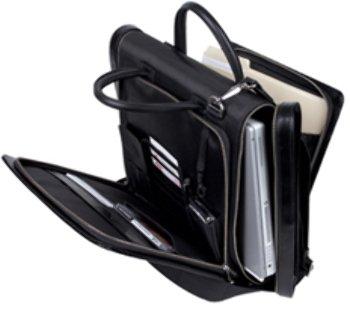 manhanttan-compu-briefcase-black-6-pieces-manhattan-compu-brief-case-material-satin-polyester-w-leat