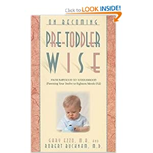 Download On Becoming Pretoddlerwise: From Babyhood to Toddlerhood (Parenting Your 12 to 18 Month Old) ebook