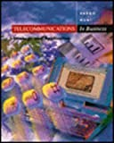 img - for Telecommunications in Business: Strategy and Application book / textbook / text book