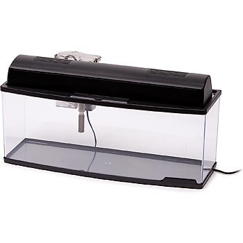 Petco Bookshelf Freshwater Fish Aquarium Find This Office Tank And Home Online Today With Its Slim Sleek Design The