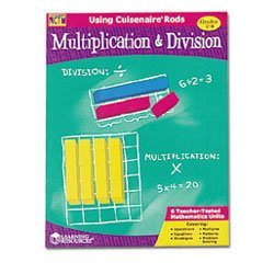 CUISENAIRE ROD MULTIPLICATION & DIV - Buy CUISENAIRE ROD MULTIPLICATION & DIV - Purchase CUISENAIRE ROD MULTIPLICATION & DIV (Learning Resources, Toys & Games,Categories)