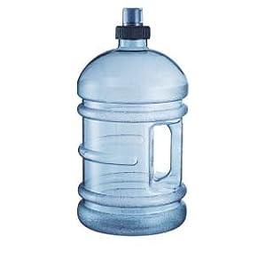 bluewave water jug daily 8 1 9 liter 64 oz bpa free reusable bottle 5 gallon water bottle. Black Bedroom Furniture Sets. Home Design Ideas