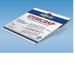 Master Aid Sterigrap Strip Adesivo Per Sutura 70X13 Mm 5 Pezzi