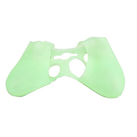 Green Silicone Protector Skin Case Cover for Xbox 360 Game Controller