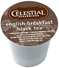 Celestial Seasonings English Breakfast Black Tea Keurig 120 K-Cups