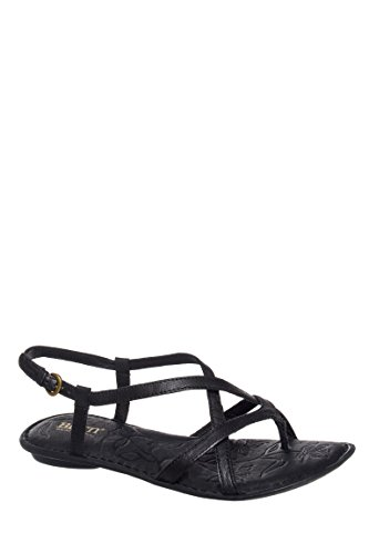 Mai Low Heel Flat Sandal